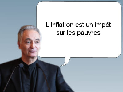 l'économiste et président de planet finance jacques attali.