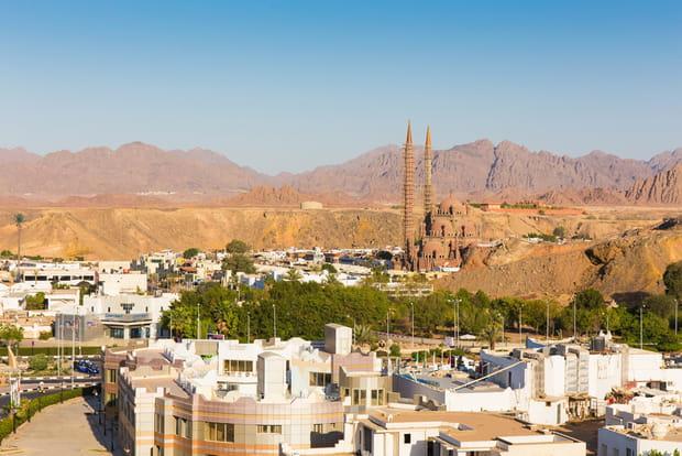 9e : Sharm el-Sheikh, Egypte, 78,86 £ (102 €)