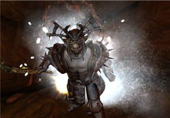 une engeance, créature démoniaque qui pullule dans dragon age origins