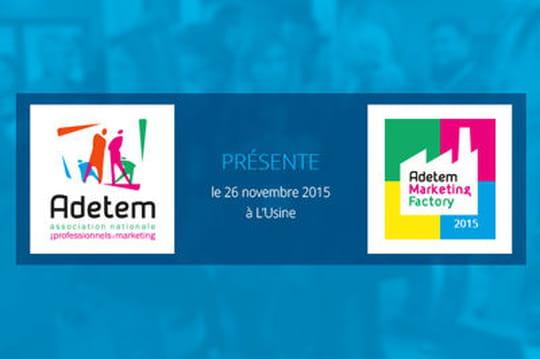 Participez à l'Adetem Marketing Factory le 26 novembre prochain