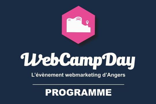 Retour du WebCampDay le 25mai à Angers