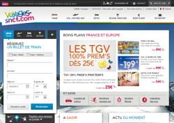 selon la fevad, voyages-sncf.com est le 7e site d'e-commerce en france en