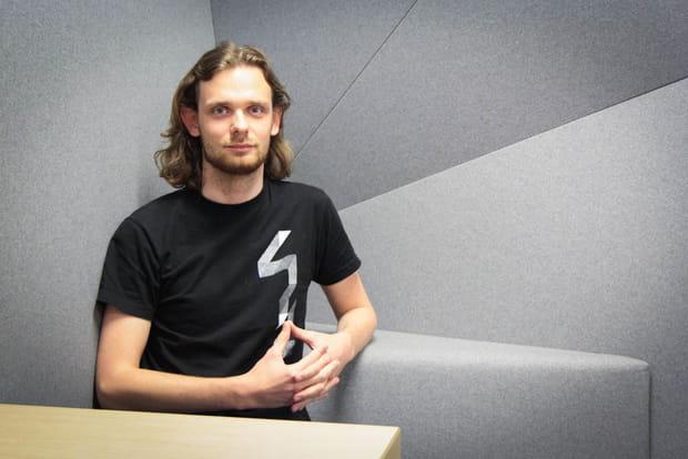 Mathieu Mahé, responsable pédagogique