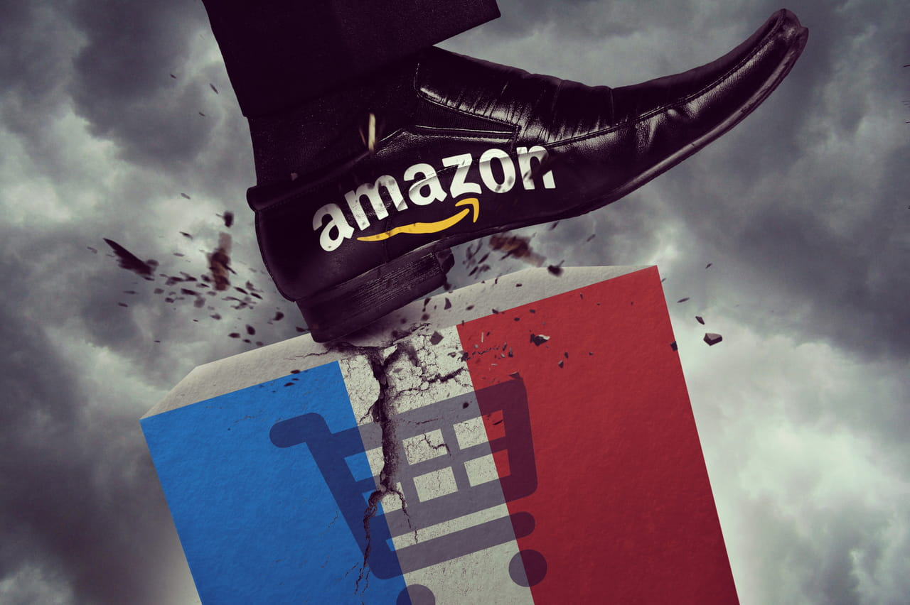 Comment Le Geant Amazon Ecrase Commerce Francais