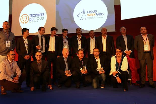 Voici les meilleurs acteurs du cloud en France en 2015