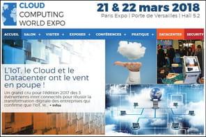 La Cloud Computing World Expo vous donne rendez-vous les 21et 22mars