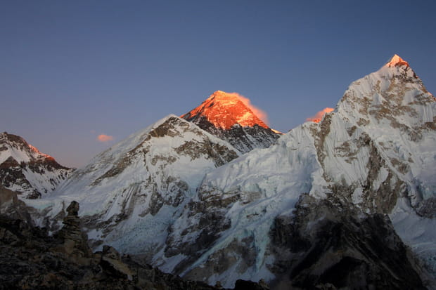 L'Everest, Népal