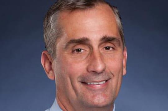 Intel nomme son nouveau PDG: Brian Krzanich