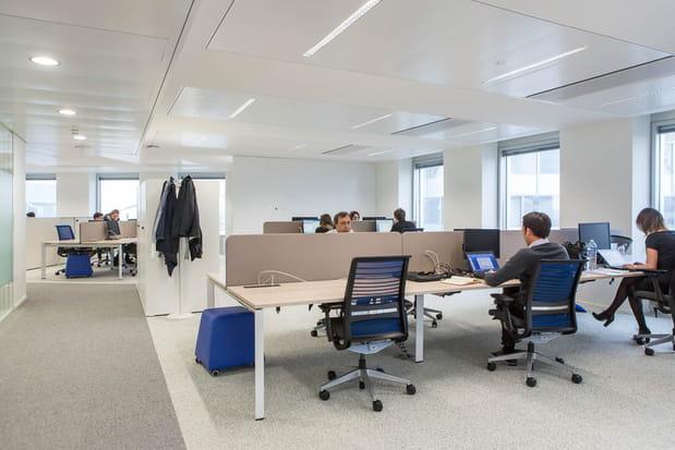 33 000 m² de bureaux
