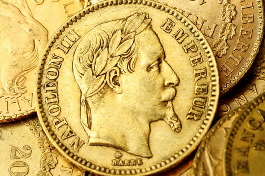Louis d'or 2020: la valeur du Napoléon 20francs à son plus haut
