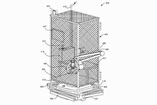 Apple, Amazon, Facebook, Microsoft… 13brevets fous des géants du web