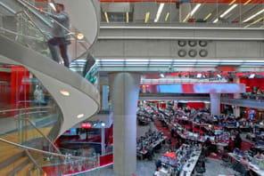 9 bureaux parmi les plus dingues de la planète