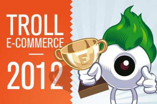 """Elisez le """"Troll E-Commerce"""" de l'année 2012!"""