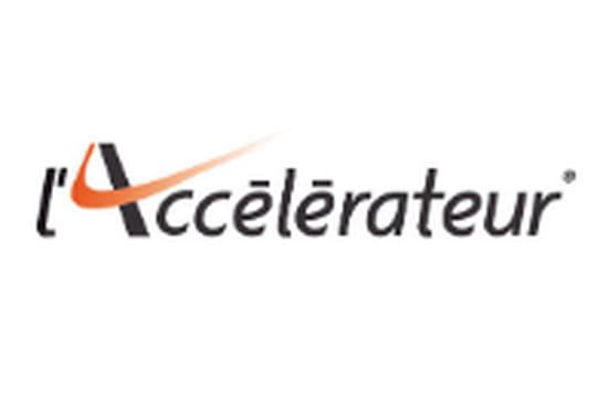 Les huit start-up sélectionnées par l'Accélérateur sont...