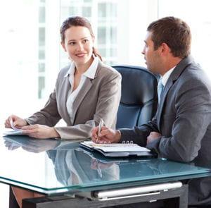 si vous vous entretenez avec un consultant, n'hésitez pas à l'interroger.