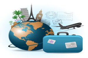 au départ de quelles plateformes aéroportuaires les passagers sont le plus taxés