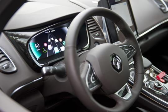 Renault dévoile sa voiture autonome centrée sur l'expérience utilisateur