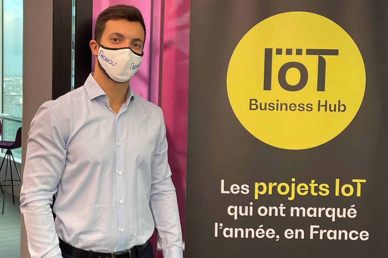 IoT Business Hub 2021: découvrez les gagnants