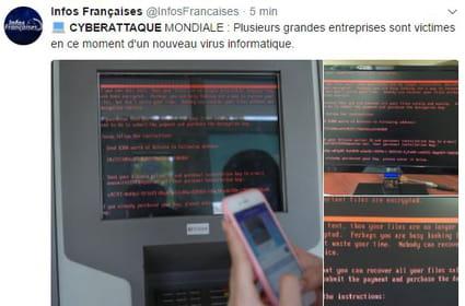 Les dessous de la cyberattaque qui a balayé l'Europe