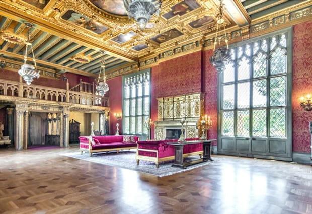 Une salle de bal digne d'un palais