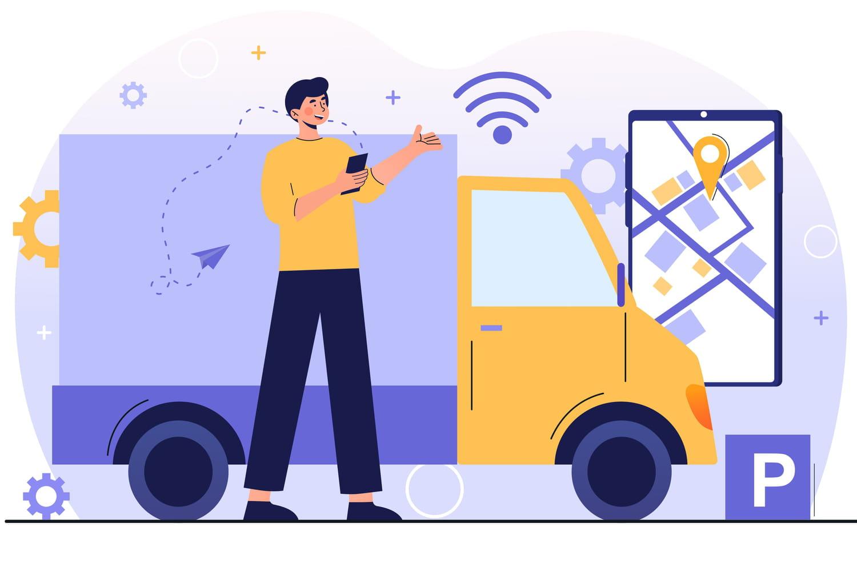 Comment la ville de Paris teste les aires de livraison connectées