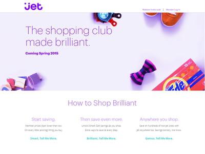 jet.com prendra la forme d'une marketplace aux prix inférieurs de 10 à 15% par