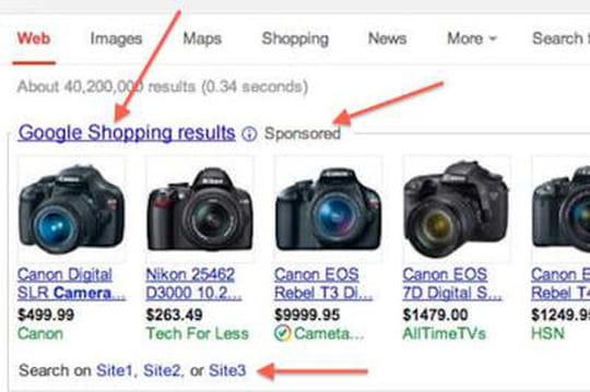 Voici à quoi pourraient ressembler les futurs résultats de Google
