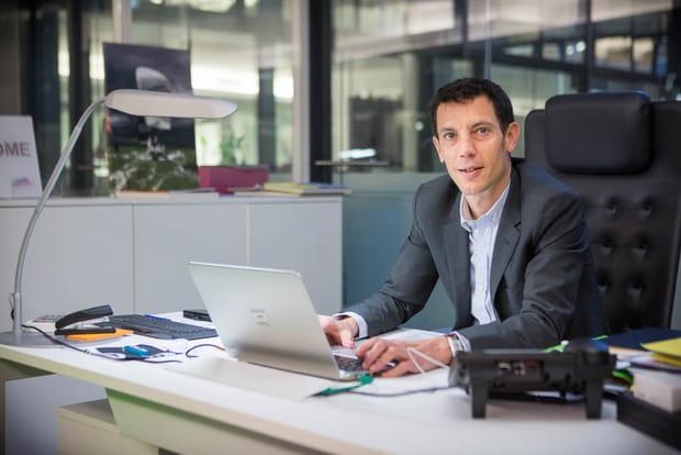Franck Gervais, le directeur général