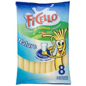 ces fromages à éplucher ont raflé 10% du marché des snacks fromagers.