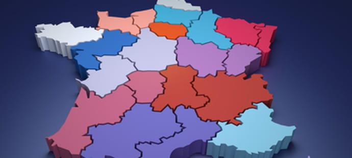 Carte : ces départements où il se crée le plus d'entreprises
