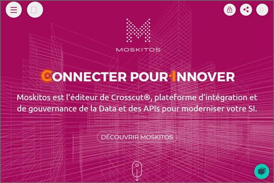 Moskitos, l'iPaaS français qui séduit leCac40