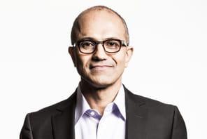 Ce que les salariés de Microsoft pensent de leur PDG, un an après sa nomination
