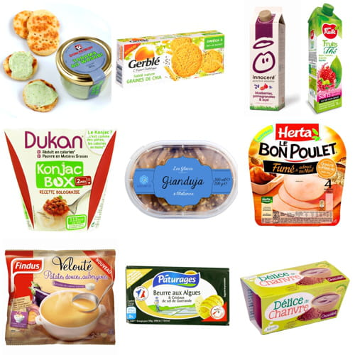 Super 15 nouveaux ingrédients tendance dans les produits alimentaires NV53