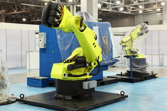 Accroître la compétitivité par la robotique