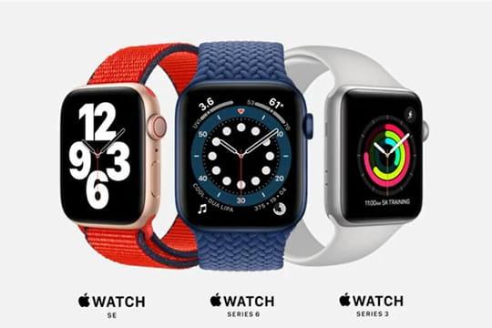 Keynote Apple: Pas d'iPhone 12mais des Apple Watch et un iPad Air!