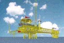 comment effectuer sans plans la maintenance de plates-formes pétrolières ?