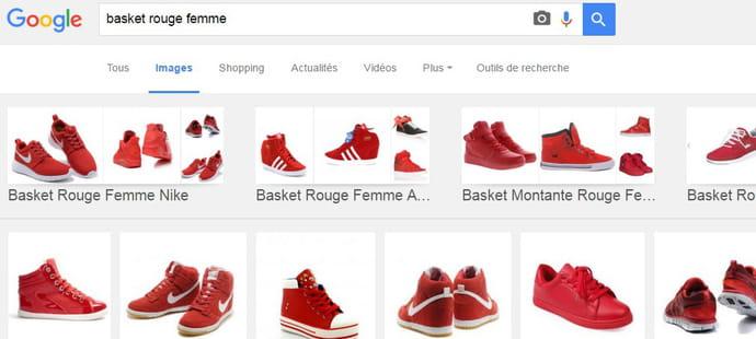 e-Marchands : comment profiter de la manne Google Images