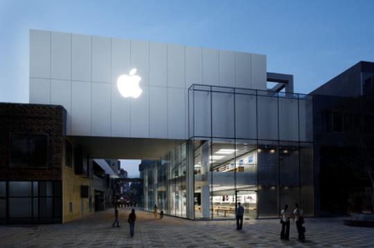 Apple : pourquoi l'action décroche en bourse