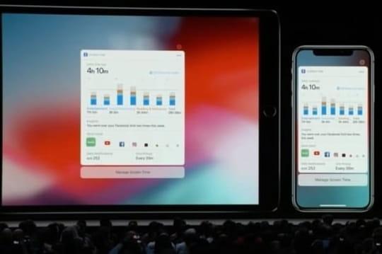 iOS12: le nouvel opus d'Apple disponible en bêta