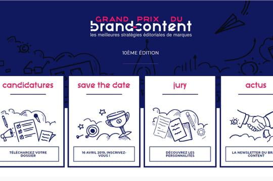Participez à la 10e édition du Grand Prix du Brand Content