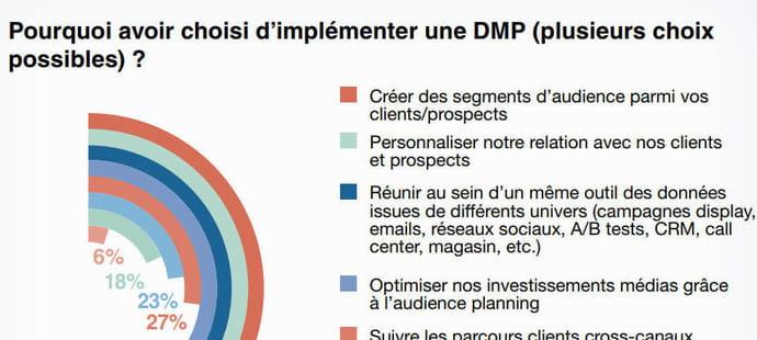 DMP: où en sont les annonceurs français?