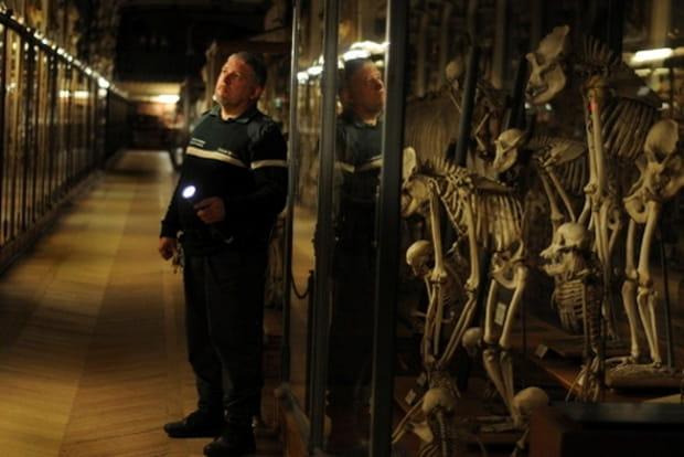 Le musée la nuit