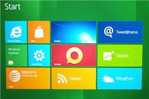 La course aux tablettes tactiles Windows 8 est lancée