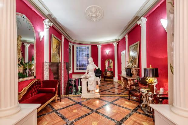 L'ancien duplex parisien de Gunter Sachs cherche preneur