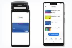 Google Pay: lancement en France, comment l'utiliser, connexion à PayPal...