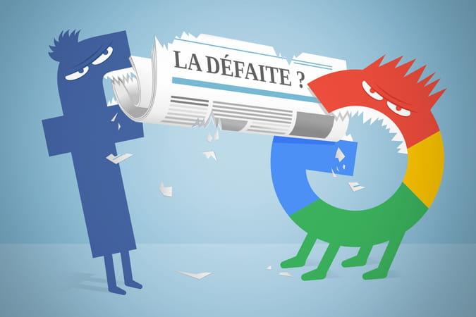 Les éditeurs ont-ils perdu la bataille publicitaire face à Facebook et Google?