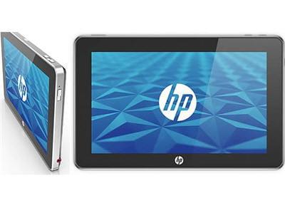 hp et microsoft ensemble pour cette tablette tactile sous windows 7