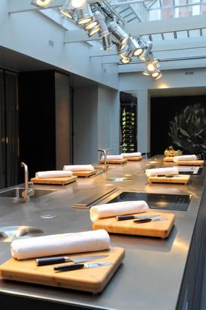 L 39 atelier cuisine attitude de cyril lignac Cours de cuisine paris cyril lignac