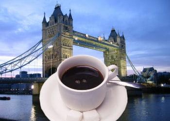 londres est la troisième ville la plus chère du monde, mais le café y est encore