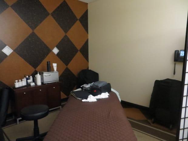 Des salles de massage